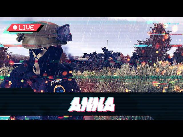 [ES] OPERACIÓN ANNA - SPETSNAZ - Simulación militar #milsim en Squad ALPHA - Arma 3