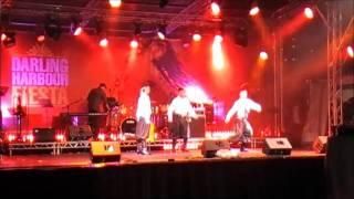 La Fiesta Entertainment feat. Los Gauchos (Malambo) - Darling Harbour Fiesta 2010