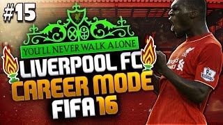 FIFA 16 Liverpool Career Mode - STURRIDGE BACK WITH A BANG!! CAN WE QUALIFY IN EUROPE? #15