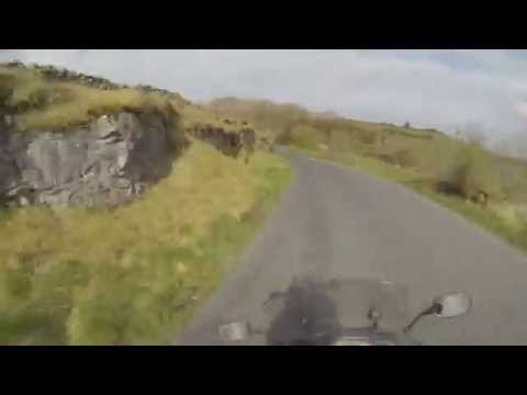 Challenge Galway Bike Route Timelapse