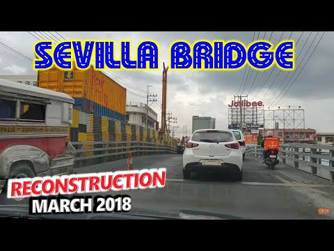 Sevilla Bridge Rehabilitation Update 2 ◈ Kalentong, Mandaluyong to Libis, Quezon City ◈ City Tour