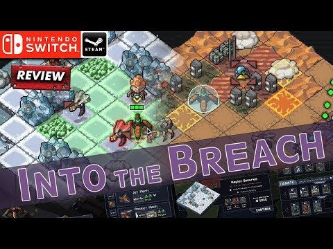 Into the Breach: REVIEW (Enhanced Wars)