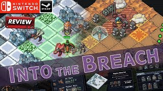 Into the Breach: REVIEW (Enhanced Wars) (Video Game Video Review)
