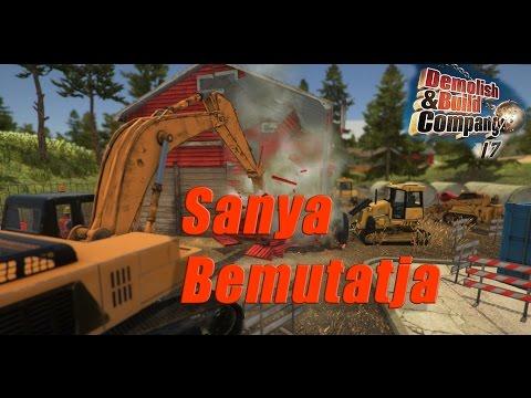 Live: Romboló szimulátor - Demolish & Build Company 2017