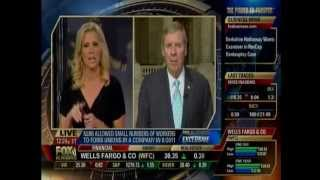 Sen. Isakson Joins Fox Business to Discuss Micro Unions