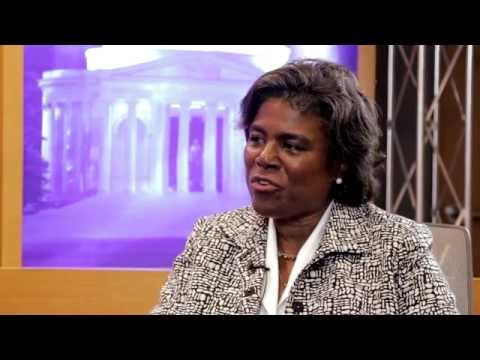U.S. Foreign Service Director-General Linda Thomas-Greenfield
