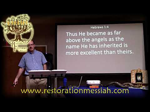 Hebrews 1:4+ - Greater Than Angels