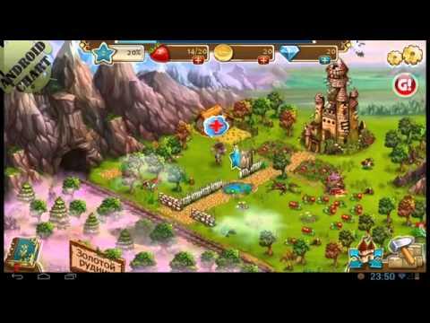 Fairy Dale Сказочная Долина   Геймплей Игры на Андроид HD Обзор