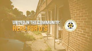 Here for U's | Cambridge United Community Trust