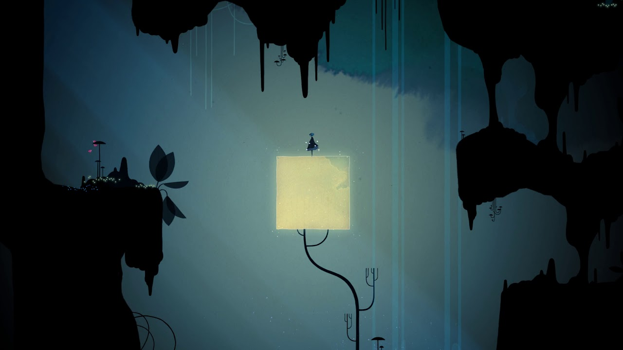 GRIS : A light in the dark (Wallpaper Engine preview)