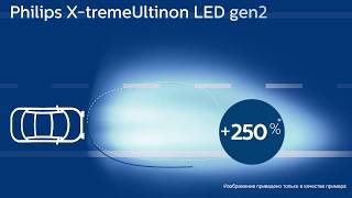 Как это сделано? Светодиодные лампы Philips X-tremeUltinon Cen2
