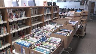 MCN // Furnace Brook Middle School Book Sale