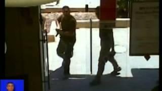 תיעוד מצמרר: מסע ההרג בסניף הבנק בבאר שבע דרך מצלמות האבטחה