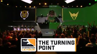Agilities - Los Angeles Valiant | The Turning Point | Overwatch League