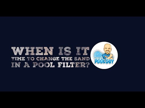 Vacuuming Your Sand Filter In Waste Mode Sand Filter P Doovi