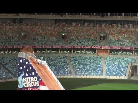 Nitro Circus Live Durban - BMX front flip