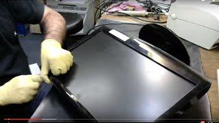 Repair LCD Monitor Samsung 2033sw