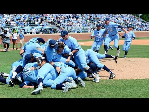 UNC Baseball: Tar Heels Top Hatters, Punch Ticket to Omaha
