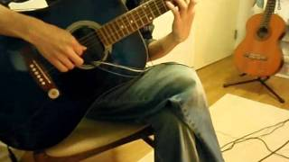 """For Fruits Basket"" Acoustic Guitar cover"