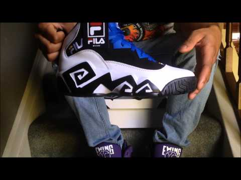 "Fila MB 1 Mavericks - Turning Tide "" Review & On Feet """