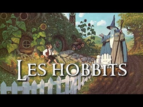 Les HOBBITS | TOLKIEN en streaming