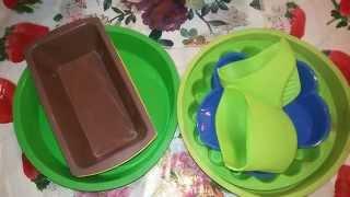 видео силиконовые формы для выпечки