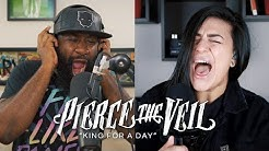 PIERCE THE VEIL – King For A Day (Cover by Lauren Babic & Eric July)