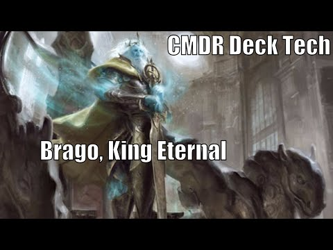 Brago, King Eternal | Article by CMDR Decks