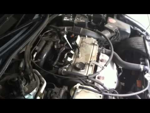 How to change Spark Plugs in 2002 Mitsubishi Eclipse  YouTube