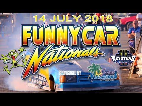 Good Vibrations Motorsports 11th Annual Funny Car Nationals, Part 1