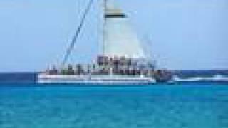 Fury Catamaran Trip Cozumel 03-02-08