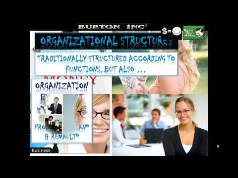IB Business and Management Human Resources 2.2 Organisational Structure SL