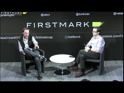 The Power of Location & Mobile // Duncan McCall, PlaceIQ (FirstMark's Data Driven)