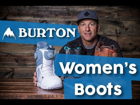 2018 Burton Woman's Snowboard Boot - Overview - TheHouse.com