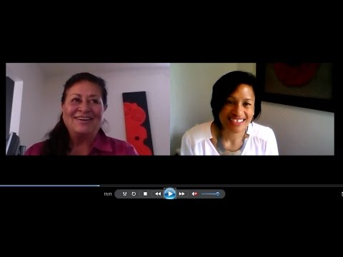 RISE2025 breast cancer interview with Anne Thorp