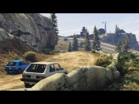 [GTA jobs] Ğ89 Paleto Rally-X by geenopa (rally race)