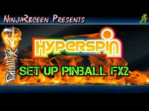 Hyperspin-Setting Up Pinball FX2