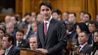 Justin Trudeau apologizes in the House for the 1914 Komagata Maru incident