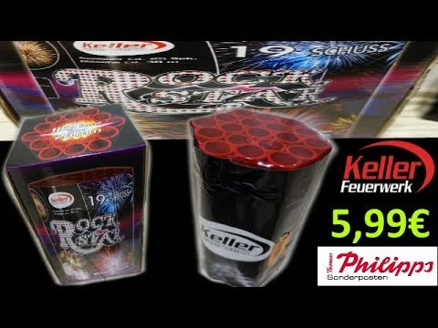 Keller 2018 (RockStar Batterie) 5,99€ Philips