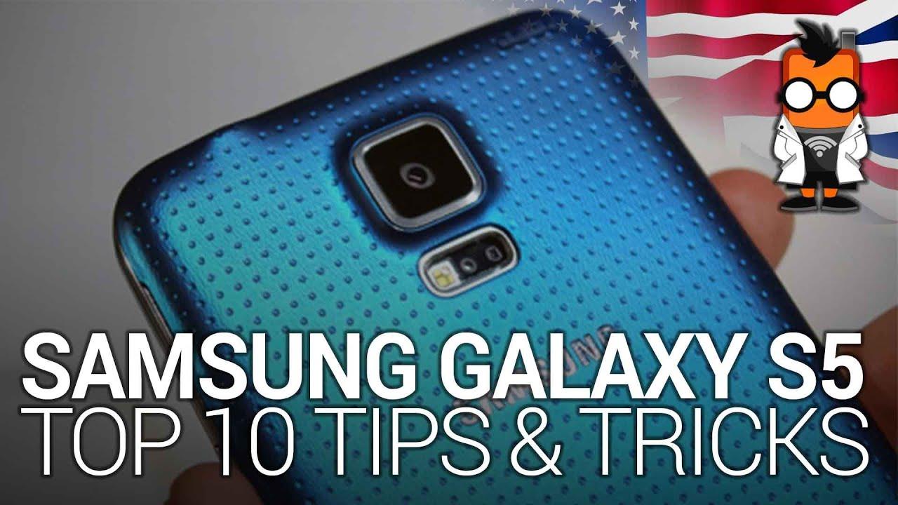 Samsung Galaxy S5: Top 10 Tips, Tricks & Hidden Features ...