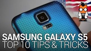 Samsung Galaxy S5: Top 10 Tips, Tricks & Hidden Features