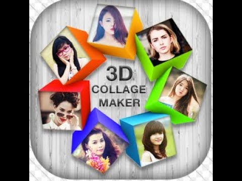 best 3d photo collage maker apps for android youtube