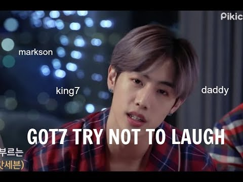 BEST OF GOT7//try not to laugh or smile #2
