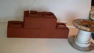 Repeat youtube video ECOLADRILLO:  Sistema de construccion con tierra1 de 5