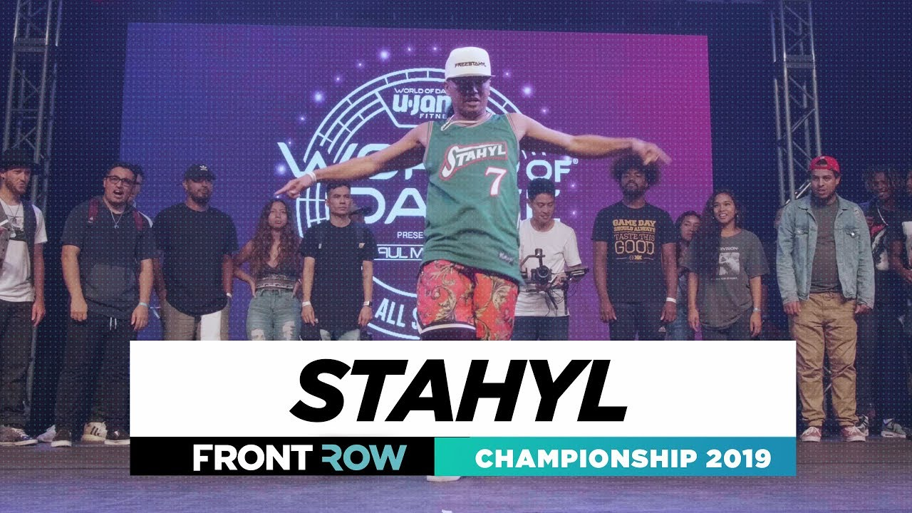 Stahyl | FRONTROW | All Styles | World of Dance Champions 2019 |  #WODCHAMPS19