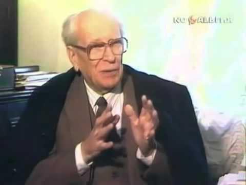Д.С Лихачев - Интервью с Урмасом Оттом - YouTube