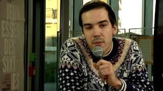 Quand la télé fait son cinéma ; Interview Eli Gérard