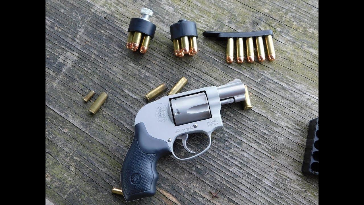 Smith & Wesson Model 638 Revolver : Difficulty Of De-Cocking? ~ VIDEO