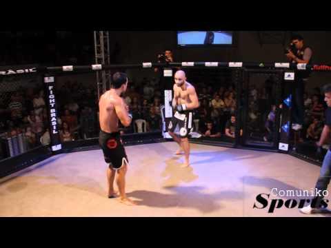 LUTA 07 RODRIGO X ASCHELY  1 VIÇOSA FIGHT MMA