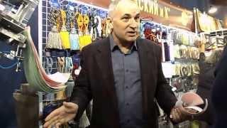 Станок для изготовления вертикальных жалюзи(Компания Солодковский и К продает станки для изготовления жалюзи компании Magnum-Mеtal., 2013-10-09T00:25:08.000Z)